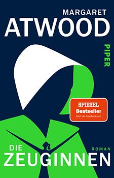 Margaret Atwood: Die Zeuginnen [Cover]