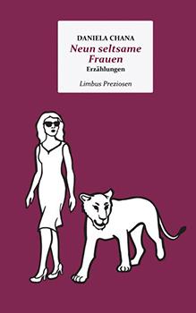 Daniela Chana: Neun seltsame Frauen [Cover]
