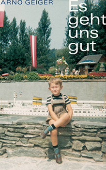 Arno Geiger: Es geht uns gut [Cover]