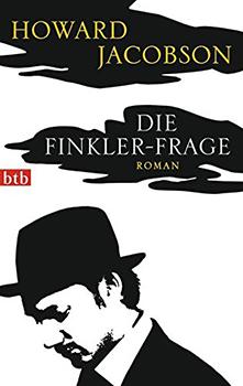 Howard Jacobson: Die Finkler-Frage (engl. The Winkler Question) [Cover]