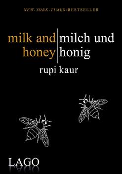 bookcover milch und honig