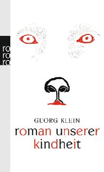 Georg Klein: Roman unserer Kindheit [Cover]