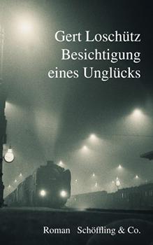Gert Loschütz: Besichtigung eines Unglücks [Cover]