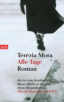 Terézia Mora: Alle Tage [Cover]