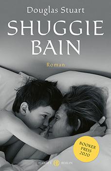 Douglas Stuart: Shuggie Bain [Cover]